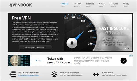 vpnbook    vpn server   web proxy