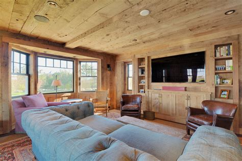 rustic room decor Living Room Rustic with beach home beach