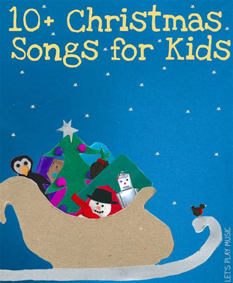 christmas tree songs for kids
