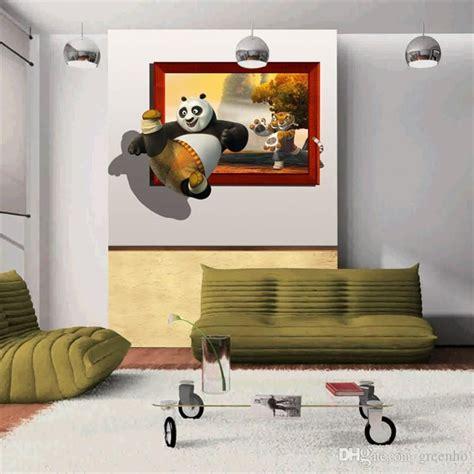 3d kung fu panda photo wallpaper wall mural