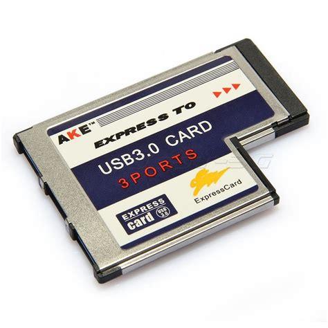 porta pcmcia adaptador express card expresscard 54mm 3 portas usb 3 0