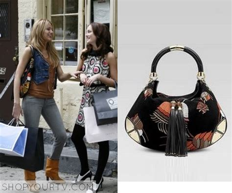 Gossip Style Found Serenas Bag by Gossip Fashion Clothing And Wardrobe On The