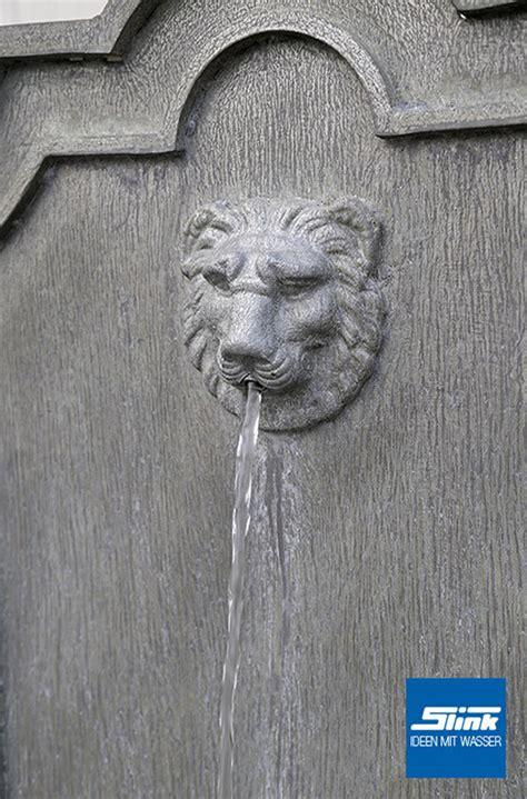 Solar Lions Garten by Gartenbrunnen Zink Wall Kaufen