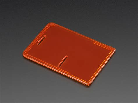 Orange Pi Clear By Akhi Shop raspberry pi model b pi 2 pi 3 lid orange id