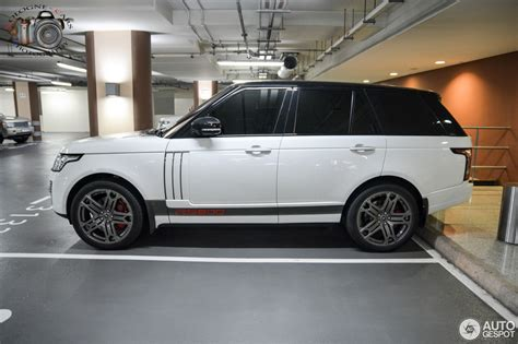 land rover kahn price land rover range rover vogue rs600 by project kahn 6