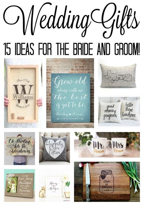 Handmade Wedding Presents - wedding gift ideas for and groom