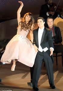 Criss Is Married by Glee Darren Criss Swier Waits As He S