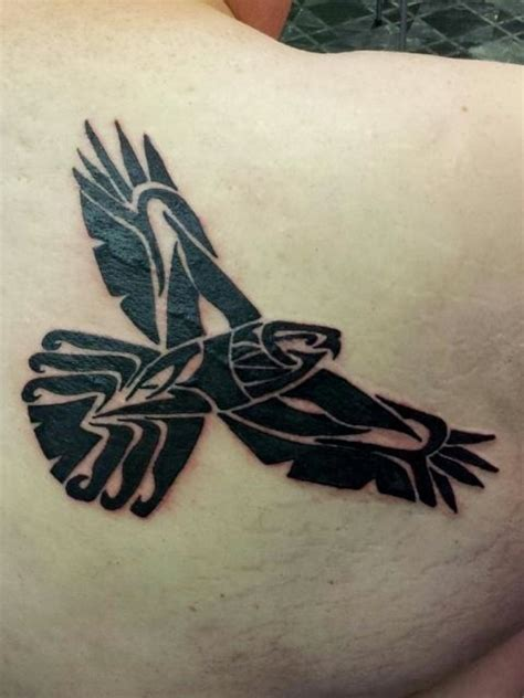 hawk tattoo 30 dramatic hawk tattoos ideas for and hawk
