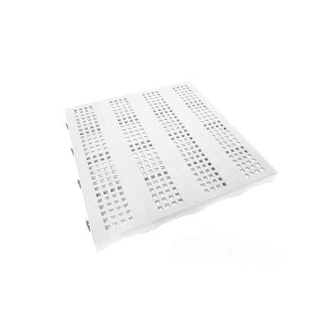 piastrelle in plastica per esterno pavimentazione in plastica piastrella forata 40 x