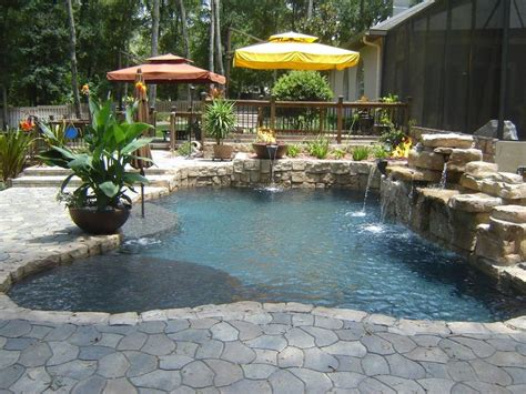 backyard awesome pools pinterest awesome backyard escape above ground pool pinterest