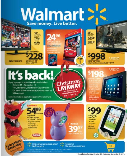 walmart deals weekly ad  coupon match