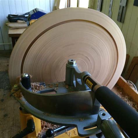 Schalen Ausstechvorrichtung Woodcut Bowlsaver Max3