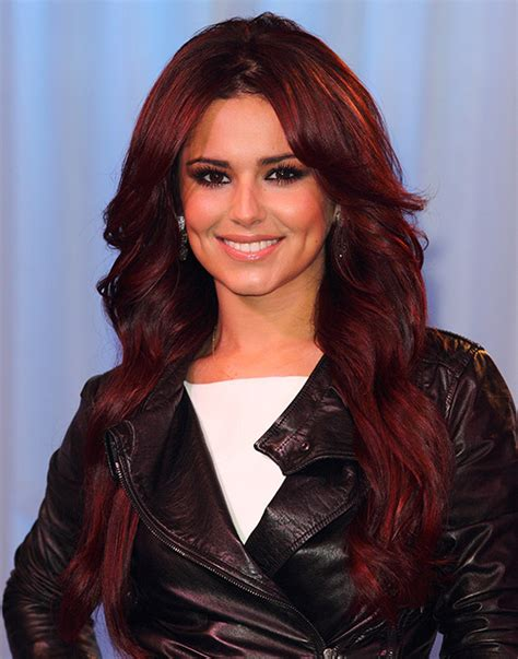 re create tognoni hair color gallery a history of cheryl s best ever hairstyles photo 1