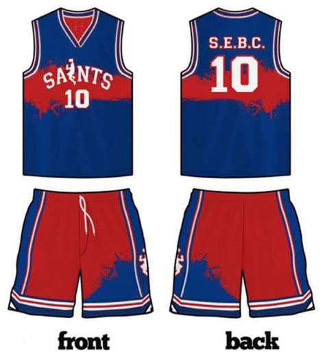 jersey design basketball blue and white hot unique design blue and red basketball uniform full