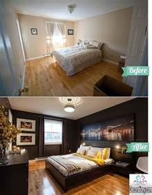 bedroom make inspirational bedroom makeover before and after ideas