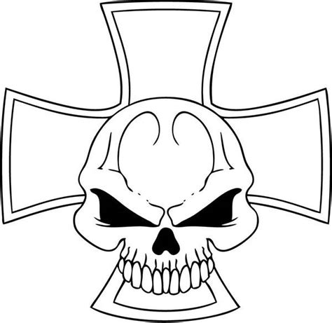 flaming skull pages coloring pages