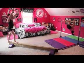 gymnastics at home gymnastics bedroom on gymnastics room