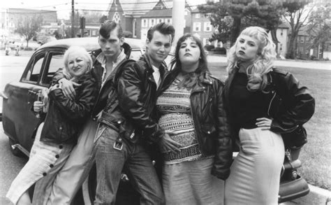 film biography band cry baby johnny depp in john waters 50s high school