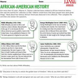 14 best images about black history month on pinterest