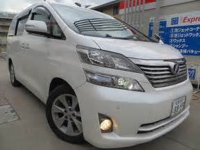 japan new cars for sale 2008 toyota vellfire ggh20w 3 5v for sale japanese used