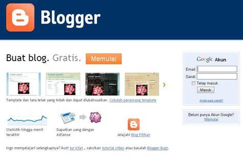 membuat blog belajar membuat postingan di blogger panduan belajar blog