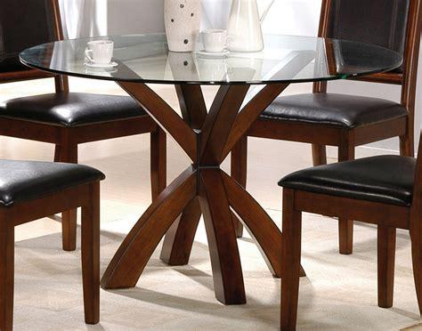 glass top dining table glass top dining table with shiny surfaces providing