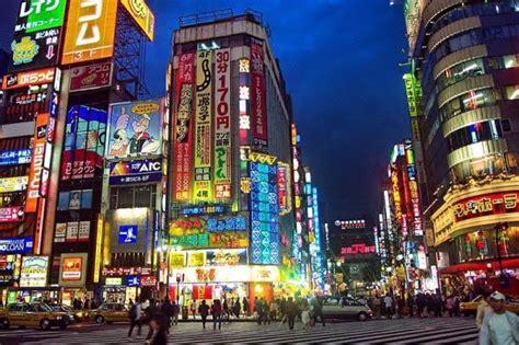 japon imagenes grandes viaja a las ciudades m 225 s iluminadas del mundo viajes y