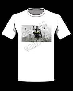 T Shirt Call Of Duty Mw3 Coklat call of duty by halorocks99 on call of duty