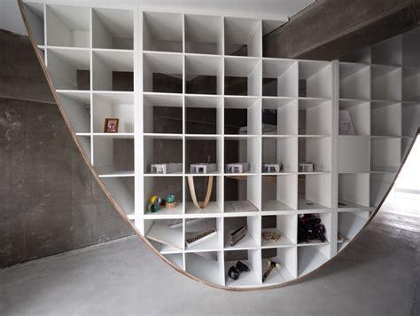 Japanese Designer Hacks IKEA Shelf to Create Floor to