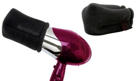 Lightweight Hair Dryer With Diffuser universal lightweight dryer diffuser sock livingsocial