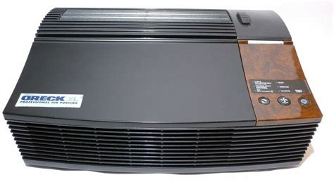 new oreck xl pro air purifier airpb truman cell aircpb 6 stage air cleaners nib 662712091747 ebay