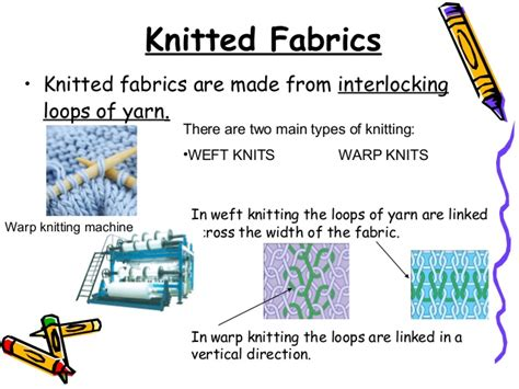 difference between knit and woven knitted fabrics difference between woven and knitted