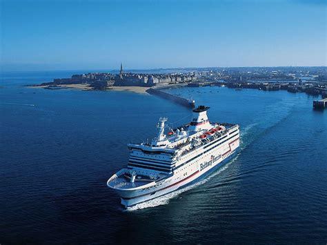 Port St Car by Ferries Ruta De St Malo A Portsmouth