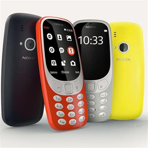 Nokia 3310 Model Baru nokia 3310 versi baru resmi dirilis ini harga dan