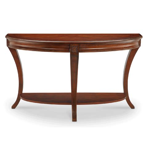 sofa table ls winslet sofa table bernie phyl s furniture by