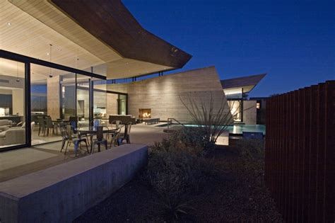gallery of desert wing kendle design 20 the desert wing house design by brent kendle