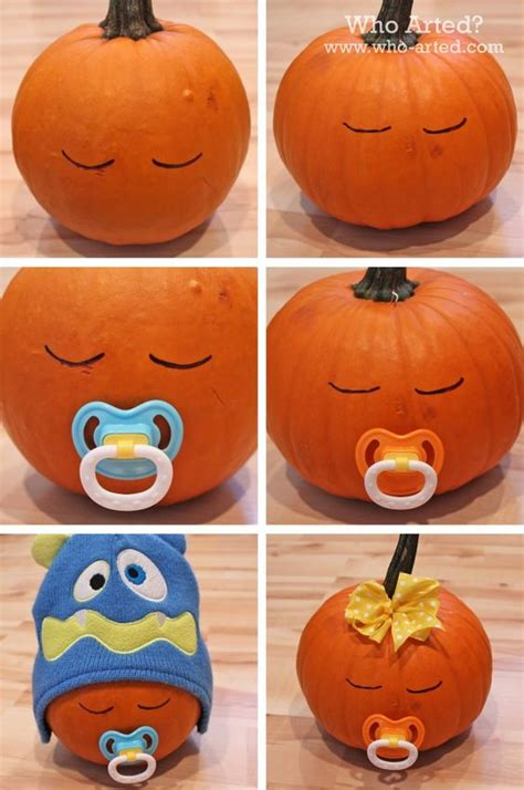 baby pumpkin 30 cool diy pumpkin decoration ideas for