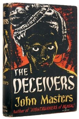 the deceivers a novel books the deceivers