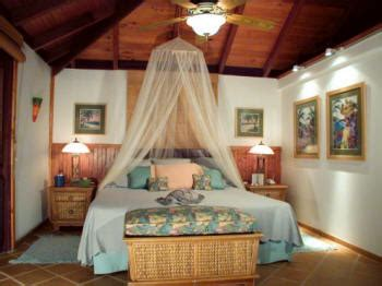 Bedroom Net Wesley House Anguilla Villa Rental