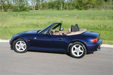 blue book value used cars 1996 bmw z3 head up display 1999 bmw z3 blue 200 interior and exterior images