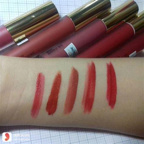 Bbia Last Velvet Lip Tint review kem bbia last velvet lip tint version 3 series