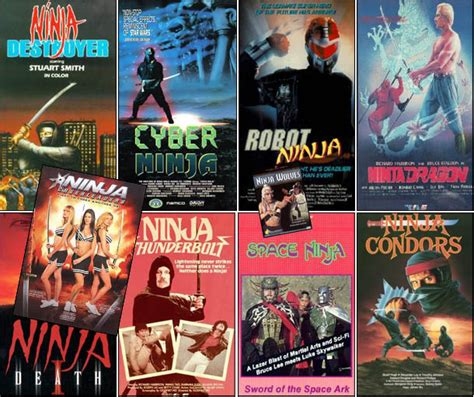 film robot ninja 7 words that only bad movies have in their titles