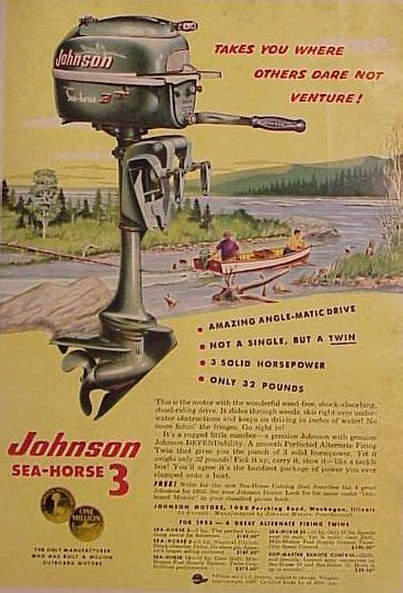evinrude 3 hp lightwin history outboard boat motor repair