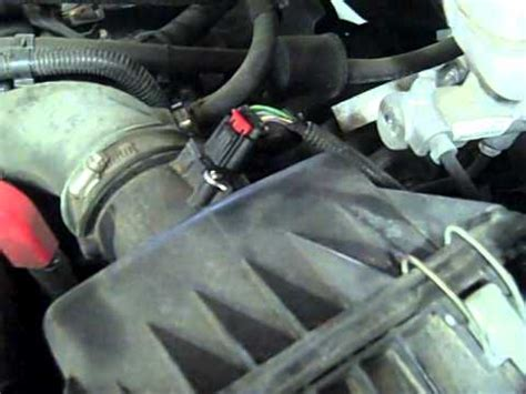 2001 ford f150 service engine soon light p0102 diagnostic code fix service engine light on youtube