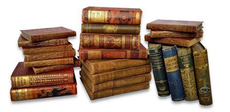 picture of a books antique cloth books per yard