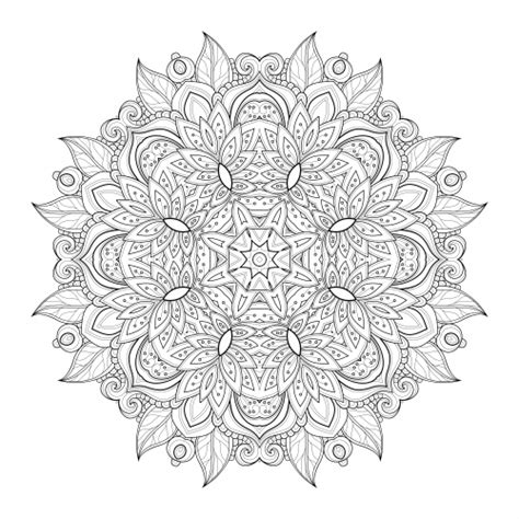 advanced mandala coloring pages printable mandala coloring pages advanced level pict 92195