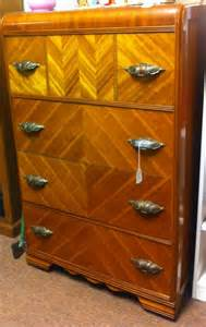 waterfall dresser in denny and rich frietag s booth