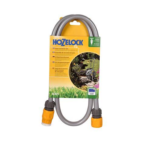 hose connection set hozelock