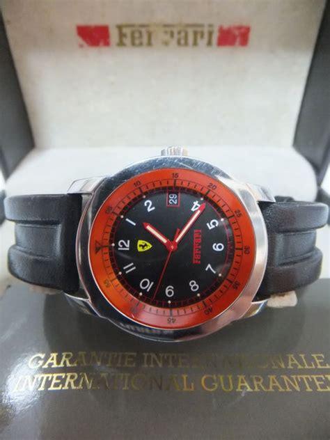 Ferrari 70er Jahre by Ferrari Formula Armbanduhr Aus Den 80er Jahren Catawiki