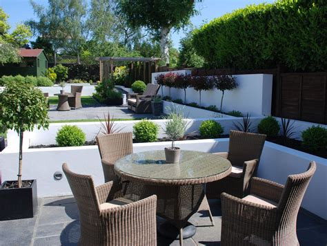 kerzenhalter wand modern patio designs hertfordshire multi level linear